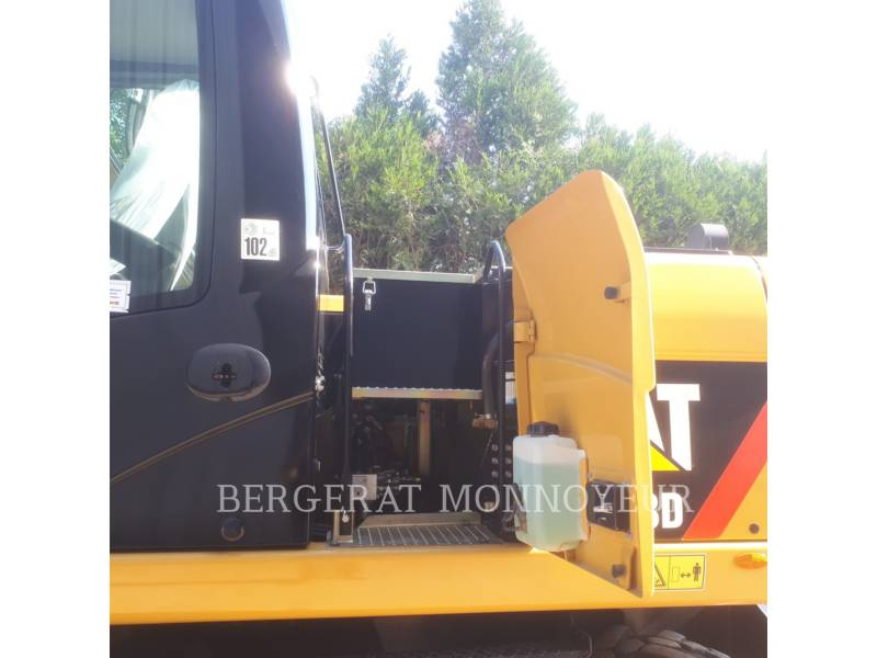 CATERPILLAR ESCAVADEIRAS DE RODAS M313D equipment  photo 10
