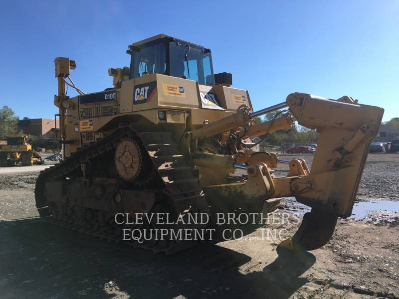 Caterpillar TRACTOARE CU ŞENILE D10T R equipment  photo 3