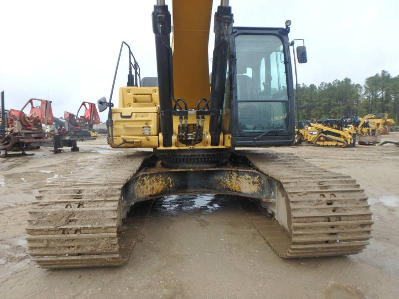 CATERPILLAR KETTEN-HYDRAULIKBAGGER 349FL equipment  photo 6