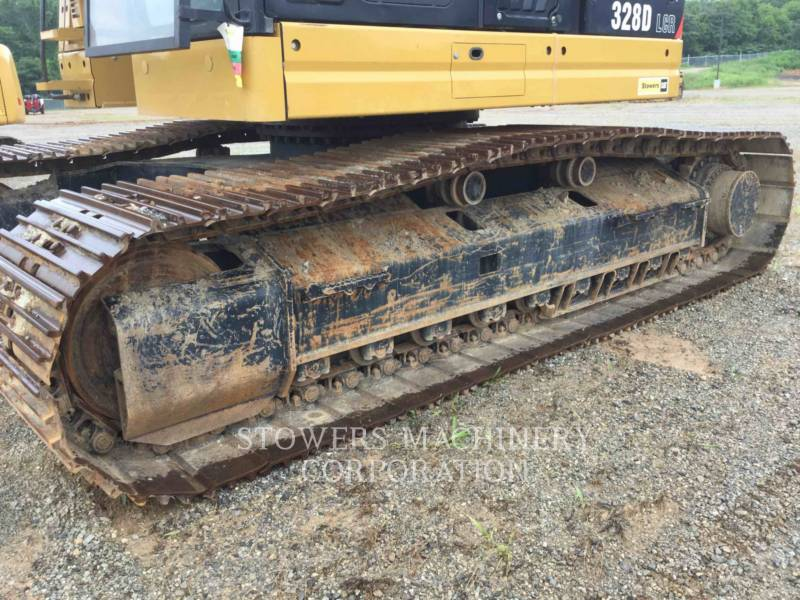 CATERPILLAR KETTEN-HYDRAULIKBAGGER 328DL equipment  photo 16