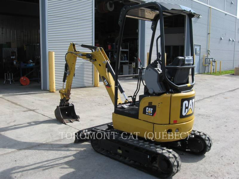 CATERPILLAR KETTEN-HYDRAULIKBAGGER 301.7D CR equipment  photo 2
