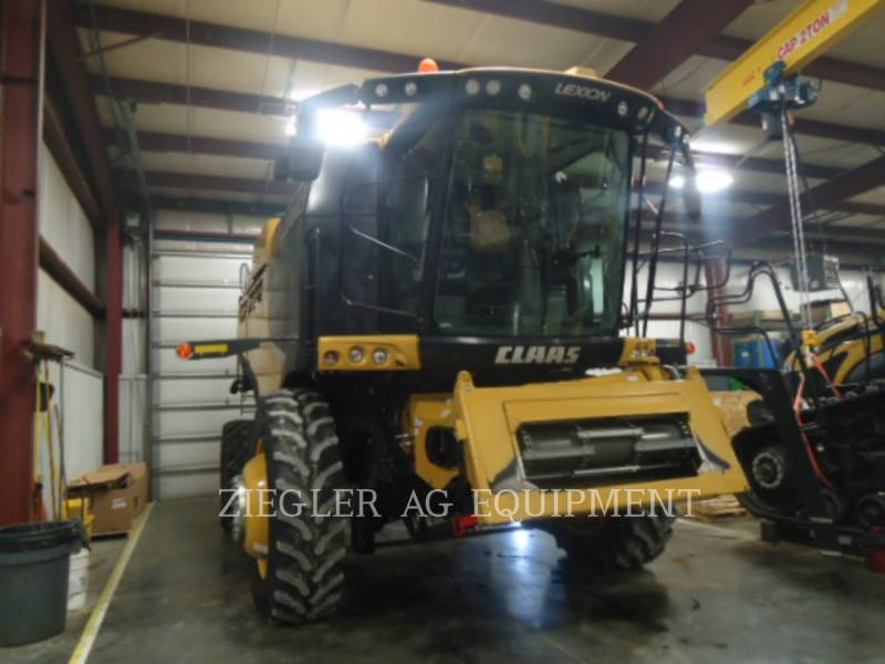 LEXION COMBINE COMBINADOS 730 equipment  photo 1