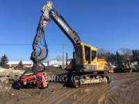 Equipment photo VOLVO EC210 BOSBOUW - PROCESSOR 1