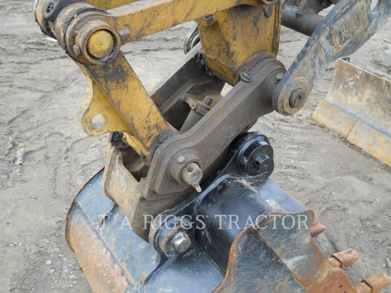 CATERPILLAR TRACK EXCAVATORS 308E equipment  photo 11