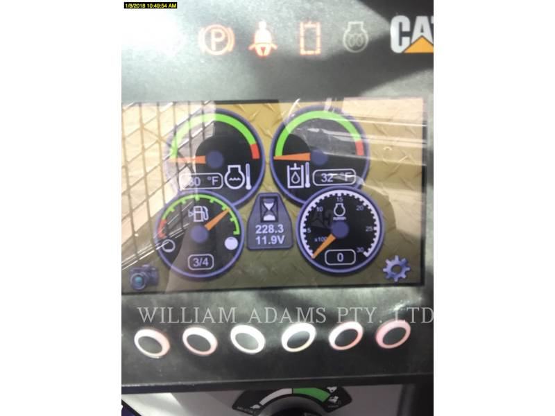 CATERPILLAR MULTI TERRAIN LOADERS 289D equipment  photo 3