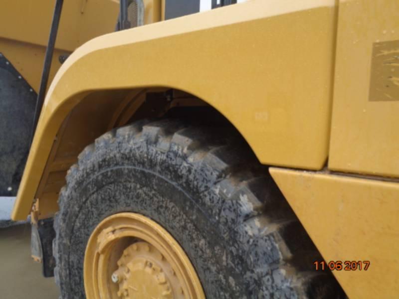 CATERPILLAR KNICKGELENKTE MULDENKIPPER 730C equipment  photo 10