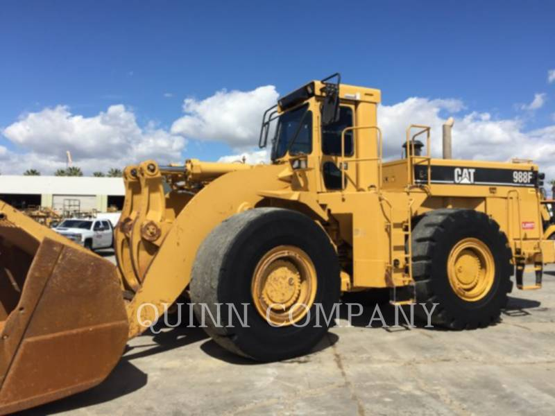 CATERPILLAR CARGADORES DE RUEDAS 988F II equipment  photo 3