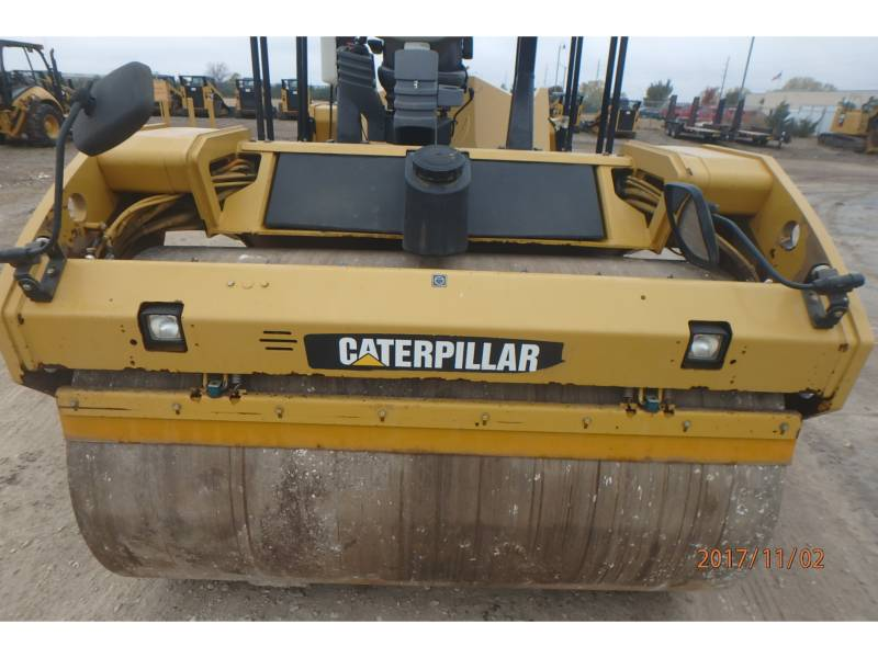 CATERPILLAR COMPACTEURS TANDEMS VIBRANTS CB64 equipment  photo 5