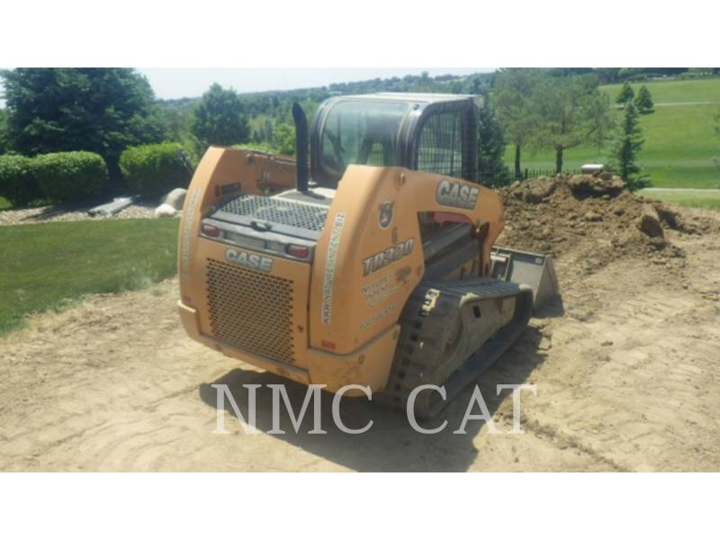 CASE DELTALADER TR320_CA equipment  photo 3