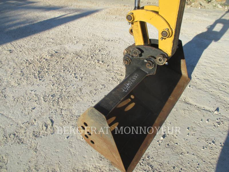 CATERPILLAR TRACK EXCAVATORS 303.5E CR equipment  photo 13