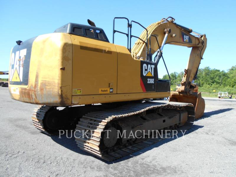CATERPILLAR 履带式挖掘机 336EL equipment  photo 4