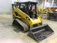 CATERPILLAR UNIWERSALNE ŁADOWARKI 257B3 equipment  photo 4