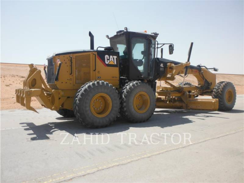 CATERPILLAR MOTORGRADER 14LAWD equipment  photo 3