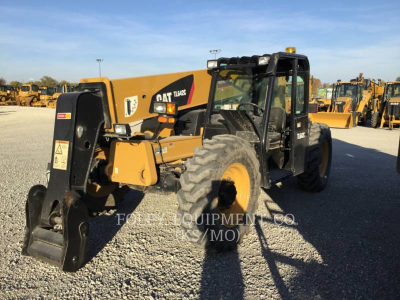 JLG INDUSTRIES, INC. TELEHANDLER TL642C equipment  photo 2