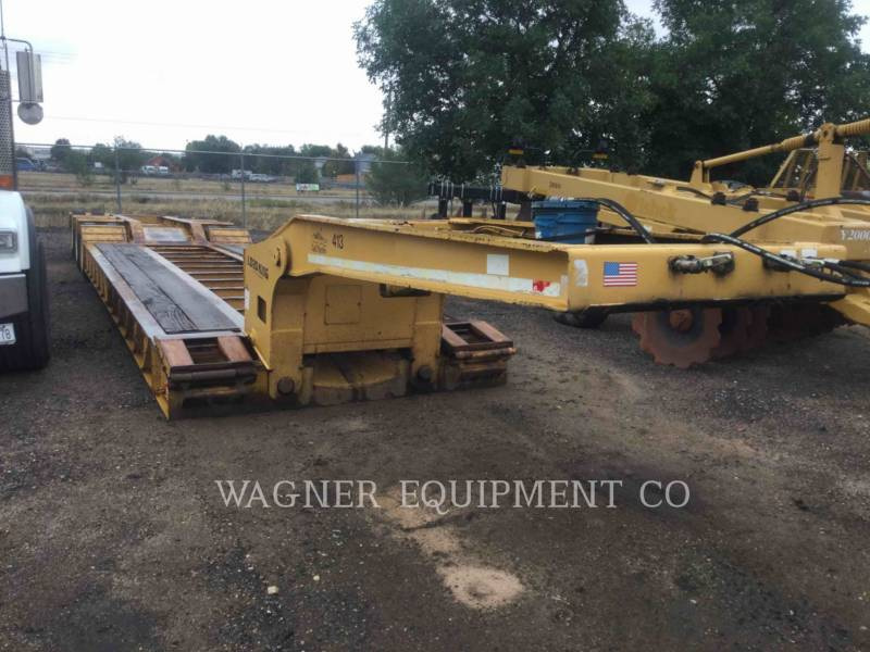 LOAD KING REMOLQUES 503 PHD equipment  photo 2