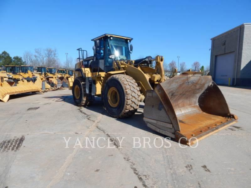 CATERPILLAR WHEEL LOADERS/INTEGRATED TOOLCARRIERS 972K equipment  photo 7