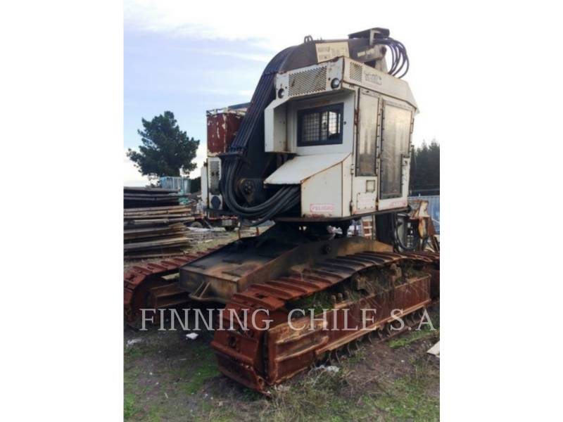 TIMBCO FORESTRY - FELLER BUNCHERS - TRACK T445D equipment  photo 2