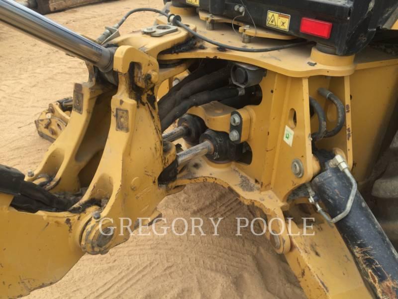 CATERPILLAR BAGGERLADER 420FST equipment  photo 19