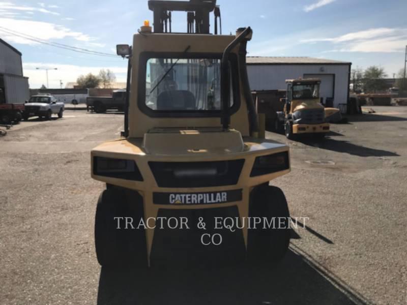 CATERPILLAR TELEHANDLER DP-70 equipment  photo 3