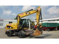 CATERPILLAR KOPARKI KOŁOWE M315D equipment  photo 3