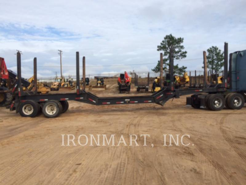 RILEY MFG TRAILERS LHD142 equipment  photo 1