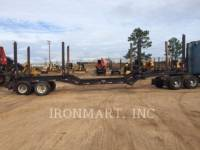 Equipment photo RILEY MFG LHD142 TRAILERS 1