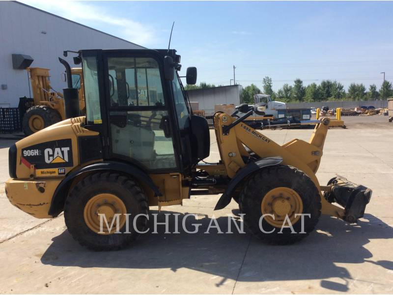 CATERPILLAR WHEEL LOADERS/INTEGRATED TOOLCARRIERS 906H2 equipment  photo 11