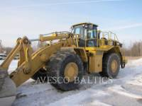 CATERPILLAR PALE GOMMATE/PALE GOMMATE MULTIUSO 988H equipment  photo 1