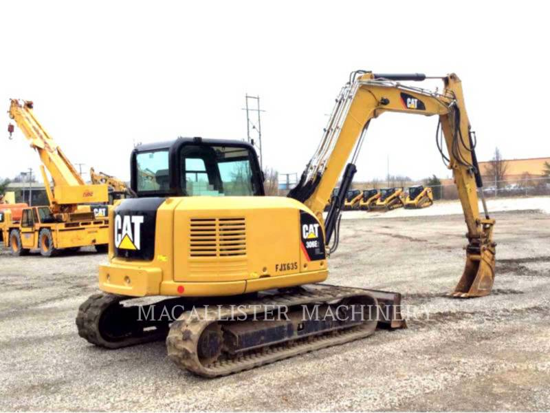 CATERPILLAR PELLES SUR CHAINES 308E equipment  photo 4