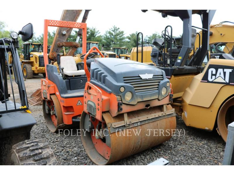 HAMM COMPACTORS HD14W equipment  photo 4