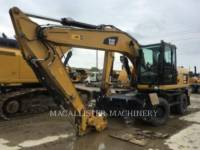 CATERPILLAR PELLES SUR PNEUS M318D equipment  photo 1
