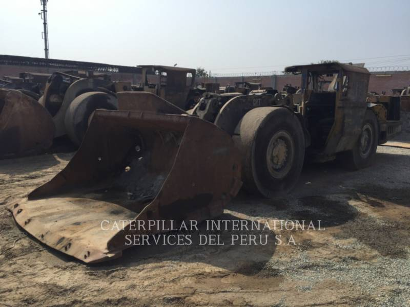 CATERPILLAR UNTERTAGEBERGBAULADER R1300G equipment  photo 2
