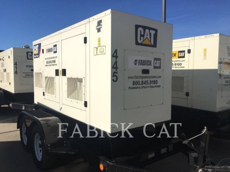 CATERPILLAR 移動式発電装置 XQ 60 equipment  photo 1