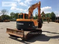 HYUNDAI TRACK EXCAVATORS ROBEX145 equipment  photo 3