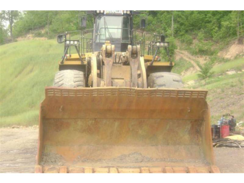CATERPILLAR CARGADORES DE RUEDAS 994F equipment  photo 5