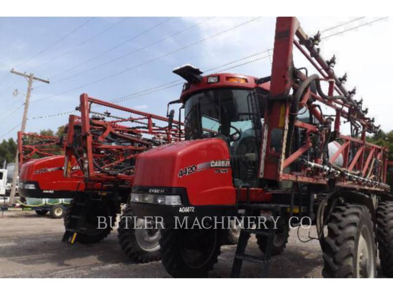 CASE/INTERNATIONAL HARVESTER SPRAYER 4420 equipment  photo 9