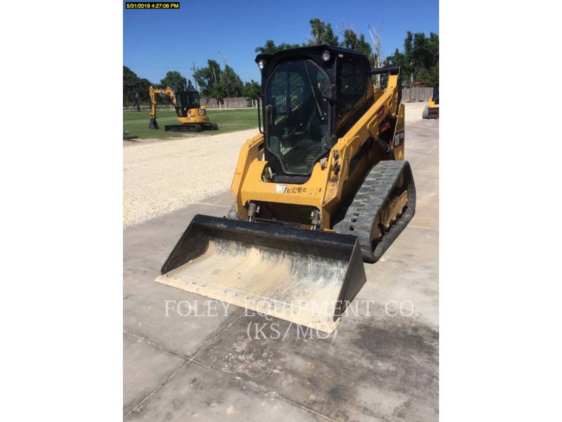 CATERPILLAR DELTALADER 259DSTD2CA equipment  photo 1