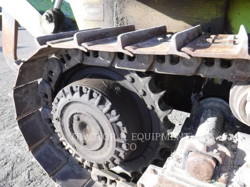 TEREX CORPORATION TRACTEURS SUR CHAINES 82-20B equipment  photo 11