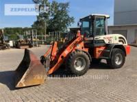 Equipment photo TEREX CORPORATION TL120 CARGADORES DE RUEDAS 1