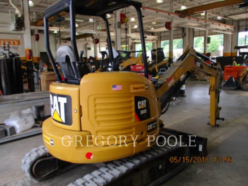 CATERPILLAR EXCAVADORAS DE CADENAS 303E CR equipment  photo 11