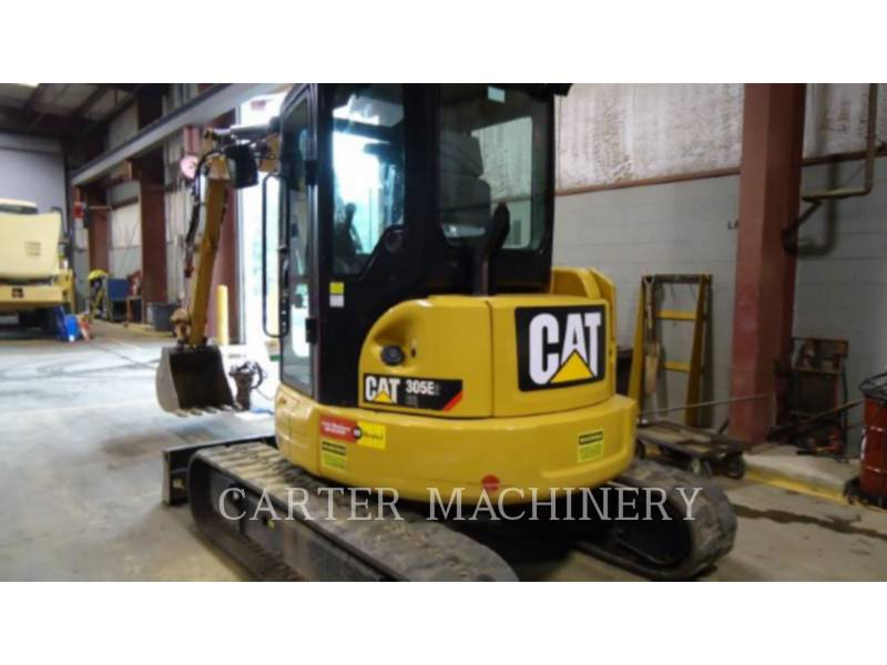 CATERPILLAR KETTEN-HYDRAULIKBAGGER 305E2 ACL equipment  photo 2