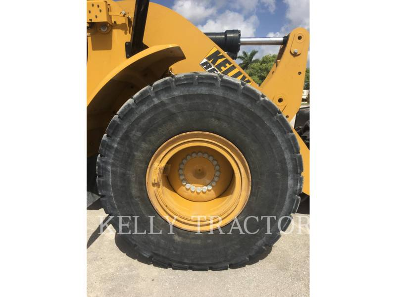 CATERPILLAR CARGADORES DE RUEDAS 950M equipment  photo 9