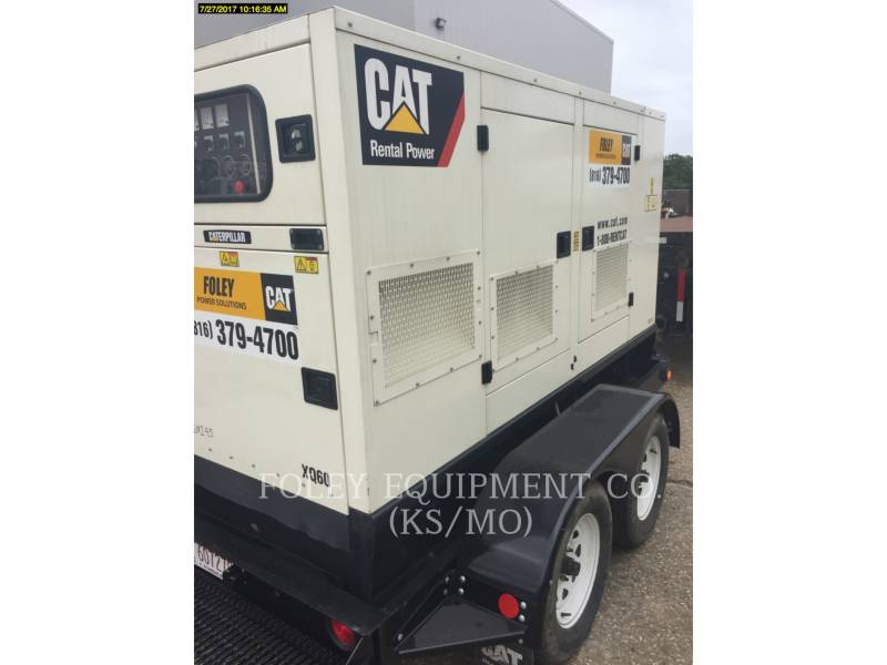 OLYMPIAN CAT BEWEGLICHE STROMAGGREGATE XQ60 equipment  photo 2