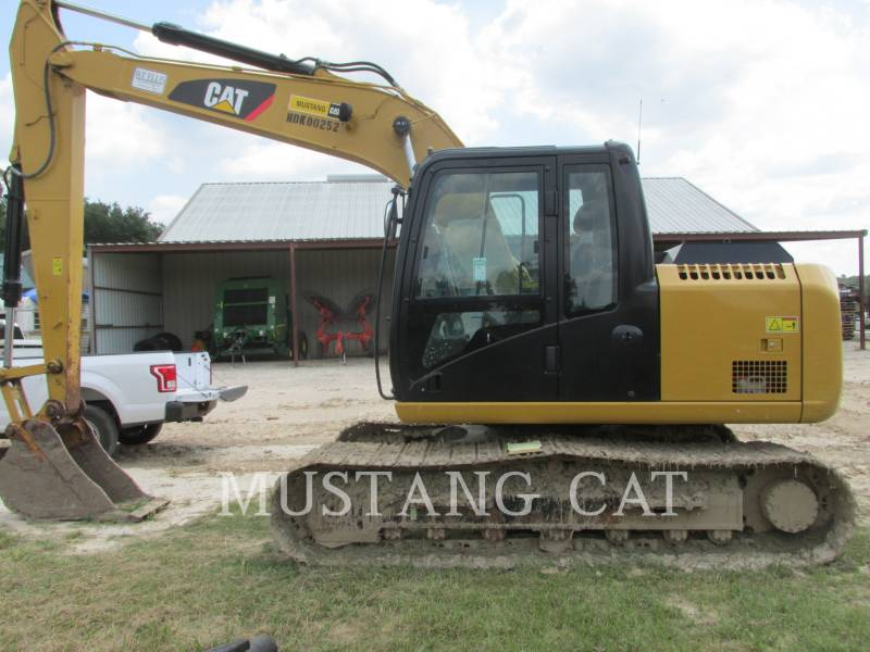 CATERPILLAR トラック油圧ショベル 313FL GC equipment  photo 1