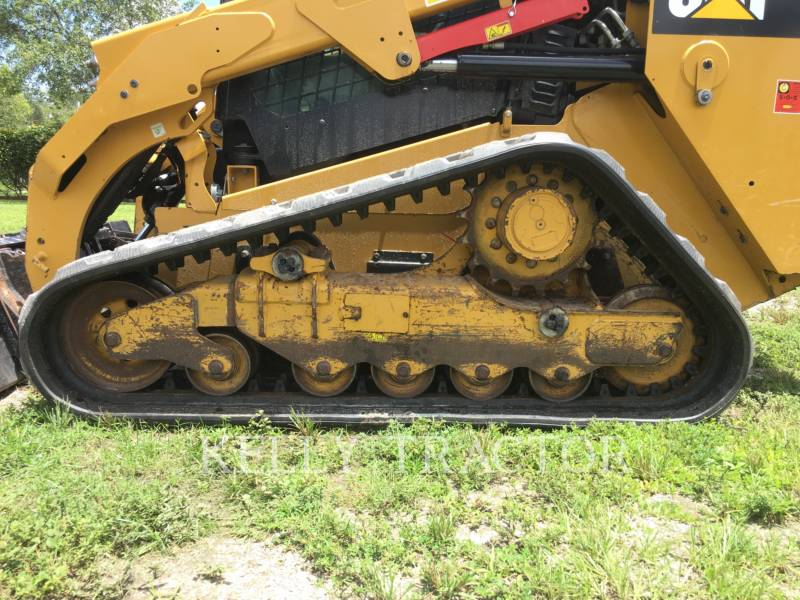 Caterpillar ÎNCĂRCĂTOARE PENTRU TEREN ACCIDENTAT 279D equipment  photo 11