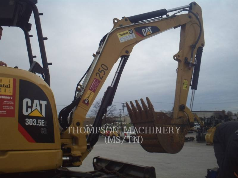 CATERPILLAR ESCAVADEIRAS 303.5E2 equipment  photo 1