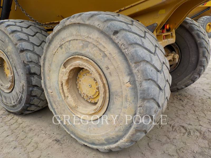 CATERPILLAR ARTICULATED TRUCKS 740B equipment  photo 20