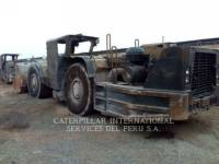 Equipment photo CATERPILLAR R1600H CARGADOR PARA MINERÍA SUBTERRÁNEA 1