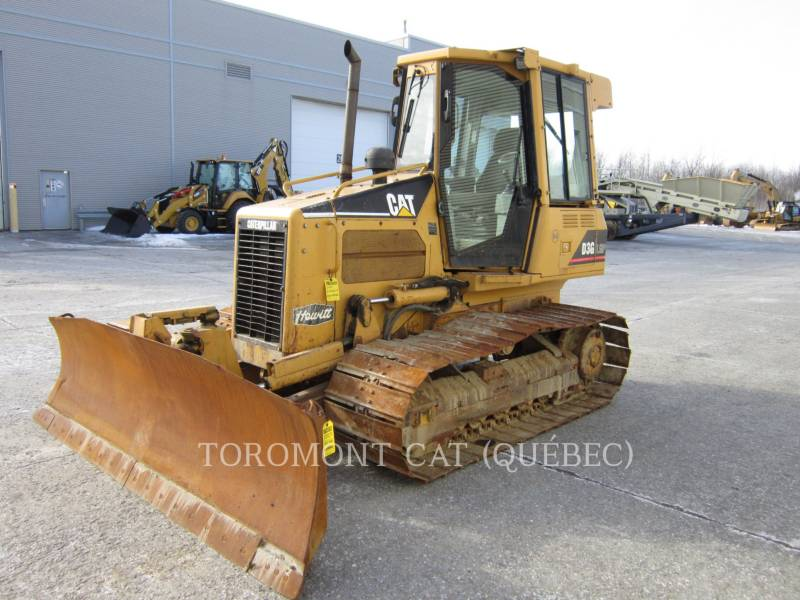 CATERPILLAR ブルドーザ D3GLGP equipment  photo 1