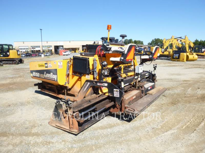 LEE-BOY BETONIERE DE ASFALT 8515C equipment  photo 1